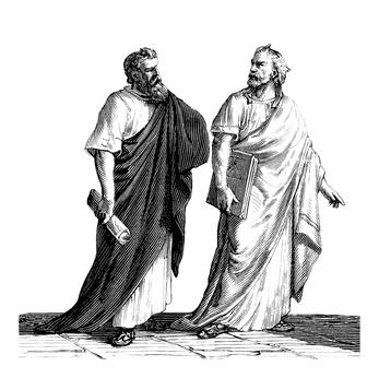 Greek Philosophers - Antiquity