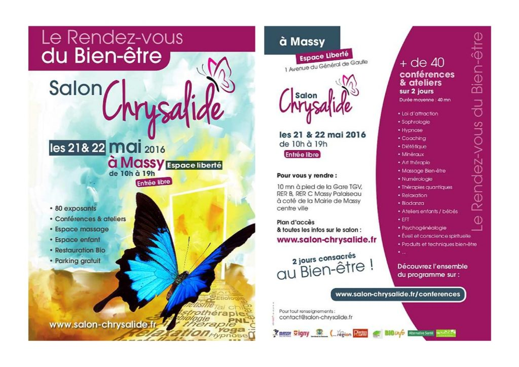 flyer chrysalide